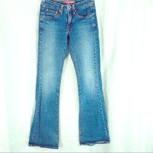 LEVIS 519 Flare Jeans 0L long